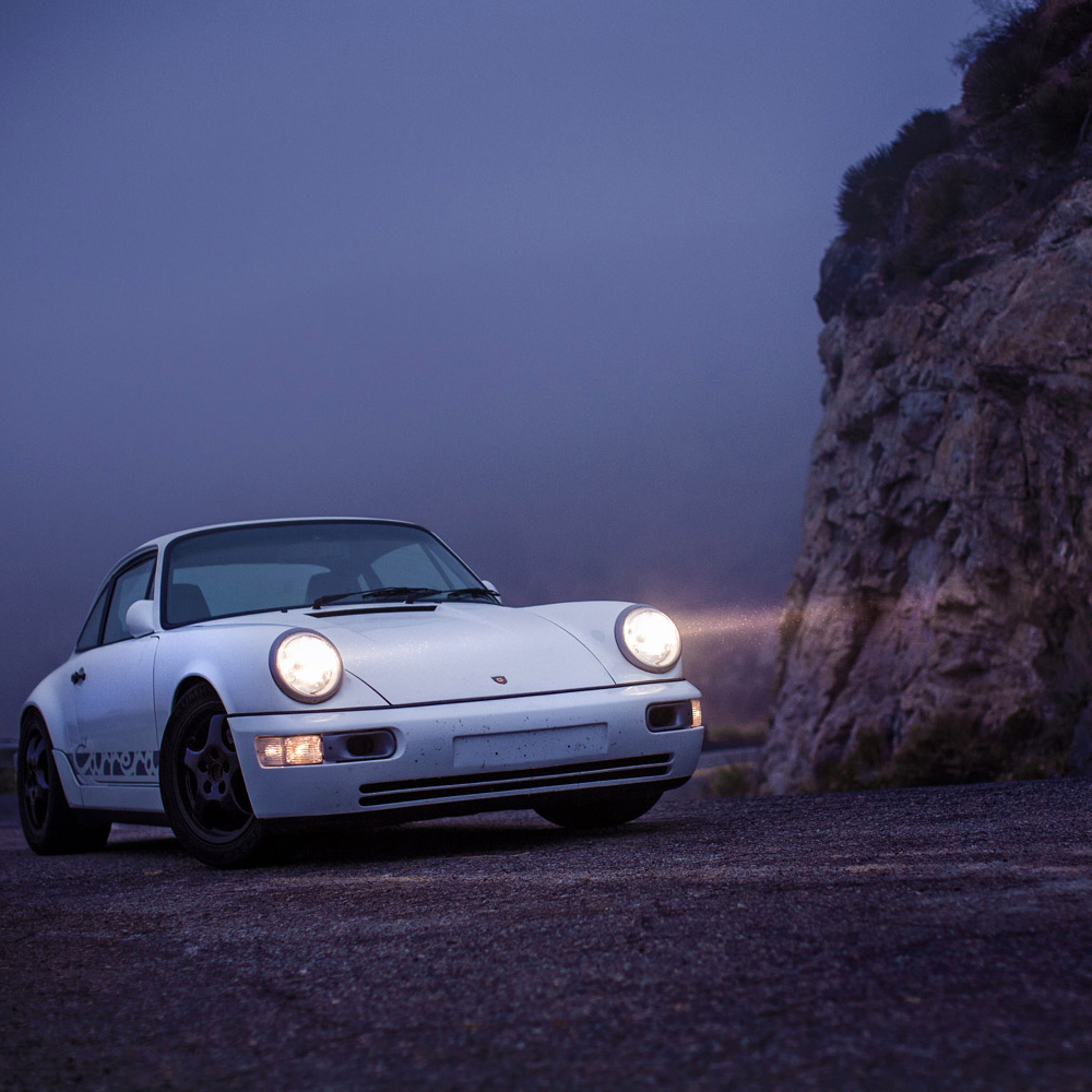 Driving This Porsche 964 Hot Rod Leaves No Room for Indifference