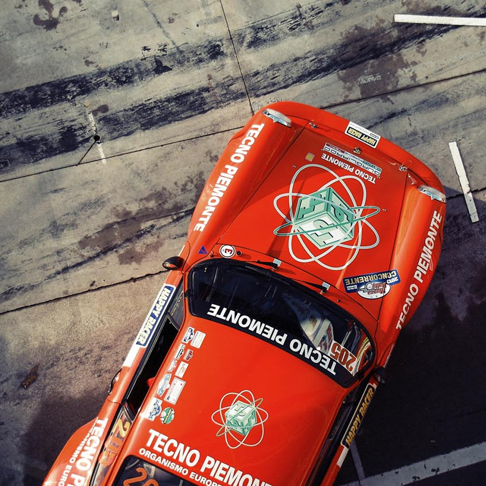 First Year for Historic Rally Cars at Italy's Monza Rally Show