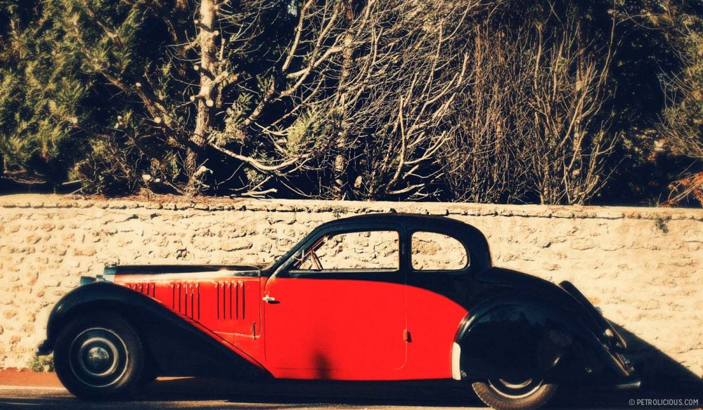 1937 Bugatti T57 Ventoux Is One for the Mystery Books • Petrolicious