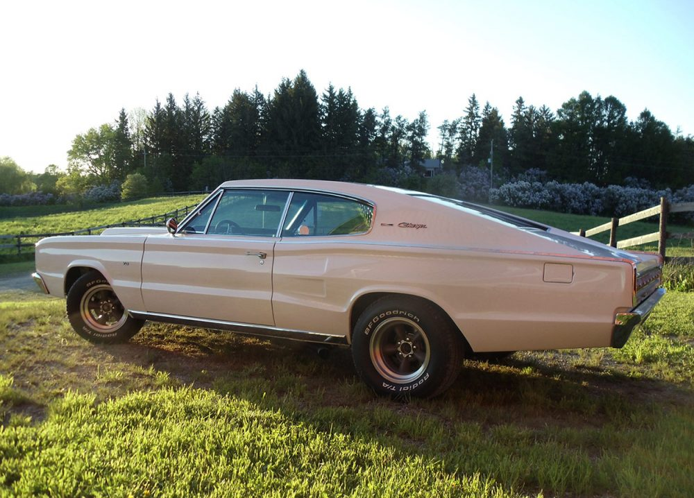 A 1966 Dodge Charger\'s Connection with Canadian Band • Petrolicious