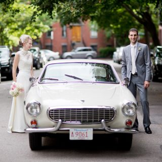 Volvo 1800S Is Integral to this Husband and Wife's Relationship