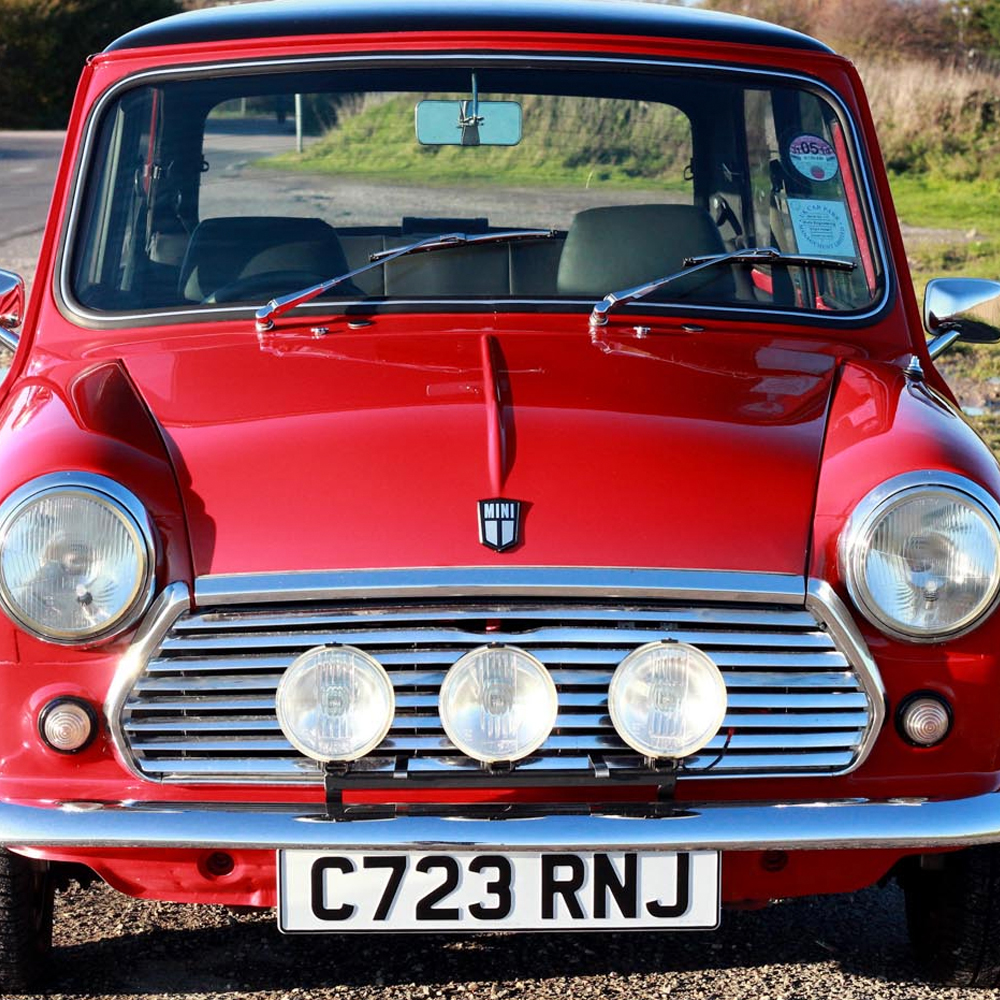 Loyal Young UK Owner Sees His Mini Through Rust & a Rebuild