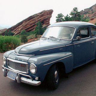 Second Owner Bought this 1962 Volvo 544 B-18 Sport 49 Years Ago
