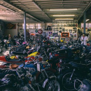Garage Company Is a Temple to All Things Moto