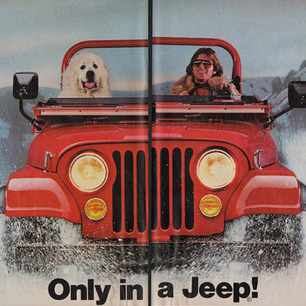 Jeep Weathers the Winter Storms