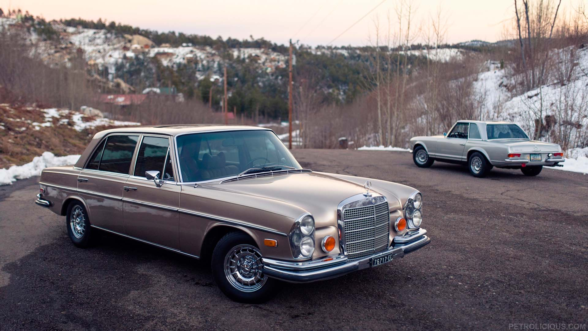 mercedes benz mechanic preserves history in arizona petrolicious. Cars Review. Best American Auto & Cars Review
