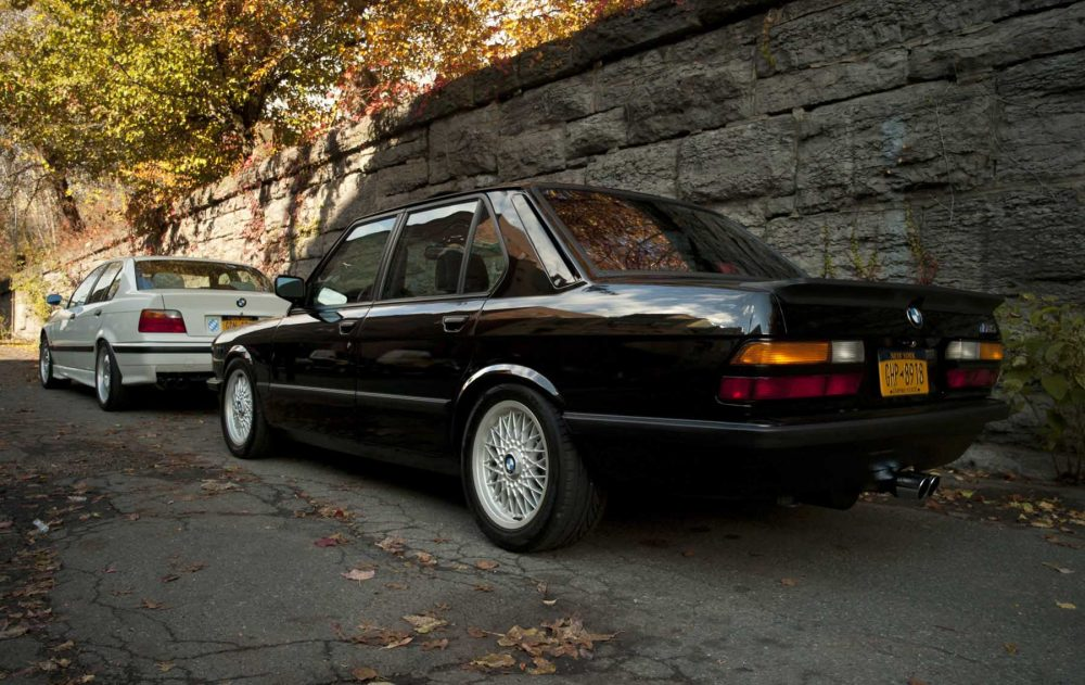 Having A Favorite BMW Is Black Or White Issue O Petrolicious