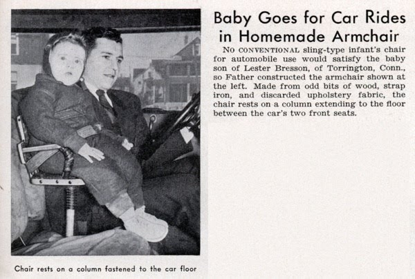 "A Graphic History of Child ""Safety"" Seats • Petrolicious"