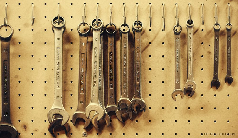 Assembling a Travel Tool Kit for Your Classic Car • Petrolicious