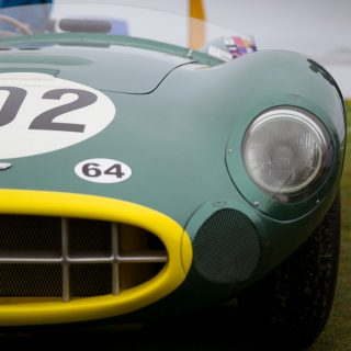 A Colorful History of Racing Hues: British Racing Green (2 of 4)