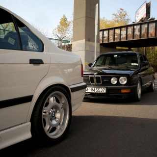 Having A Favorite BMW Is A Black-Or-White Issue