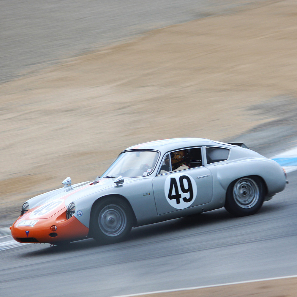 A Colorful History of Racing Hues: Deutsche Weiss und Silber (3 of 4)