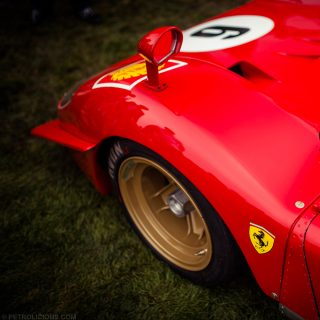 A Colorful History of Racing Hues: Rosso Corsa Italiano (4 of 4)