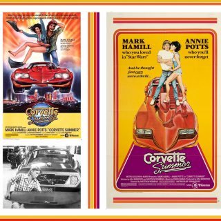 Drivers' Cinema: Corvette Summer
