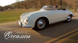 1956 Porsche 356A Speedster's Racing Past Shines Through