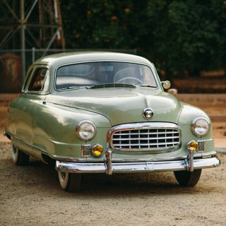 Original Barn-Find Nash Becomes Daily Driver