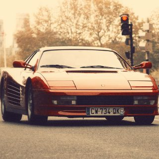 Driven by Design: Ferrari Testarossa