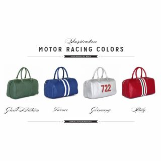 Style Inspiration: National Racing Color Valises
