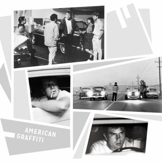 Drivers' Cinema: American Graffiti (1973)
