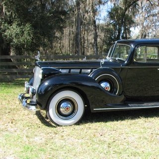 This Pre-War Packard is an Unrestored Survivor