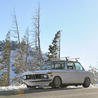 This BMW Gives 2002 Reasons to Keep Fixing It