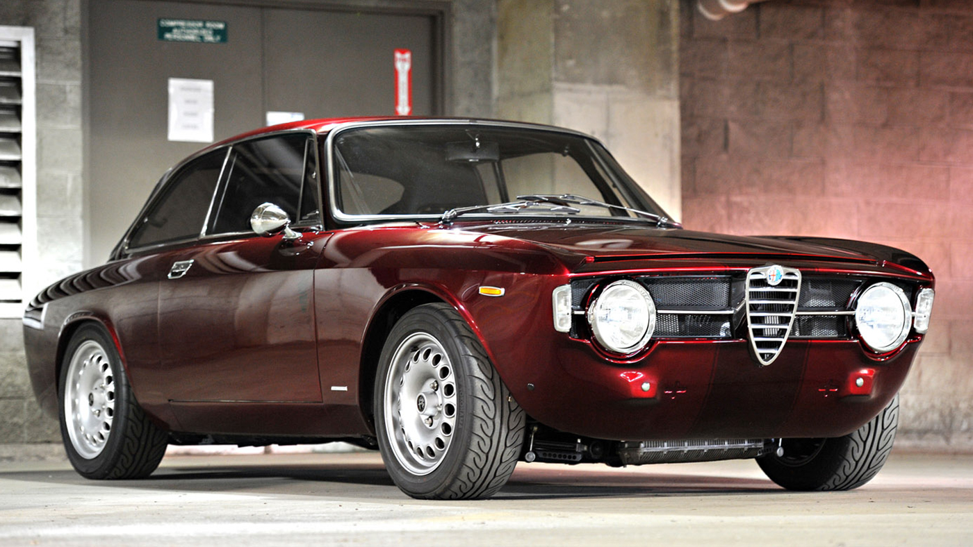this alfa romeo gt 1300 junior is for life petrolicious. Black Bedroom Furniture Sets. Home Design Ideas