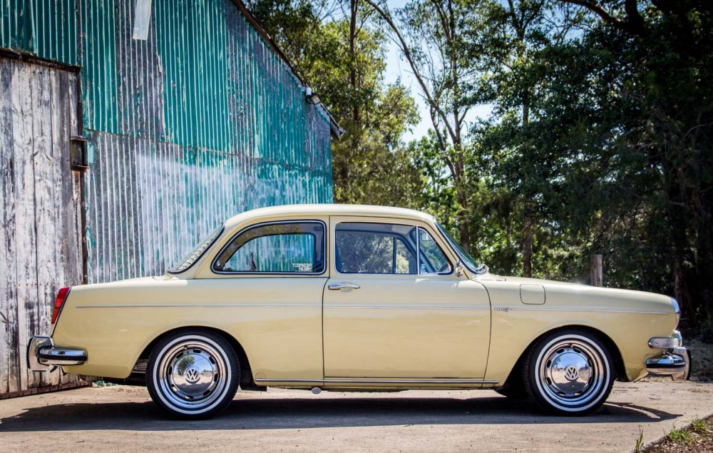This VW Type 3 is a Car You Didn't Know You Wanted