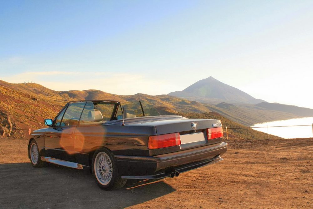 These BMW M3s Are a Dream Near the Ocean or Climbing Mountains ...