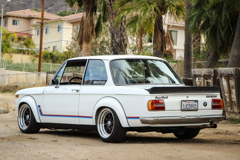 Buy this BMW 2002 and Become the Coolest Babysitter • Petrolicious