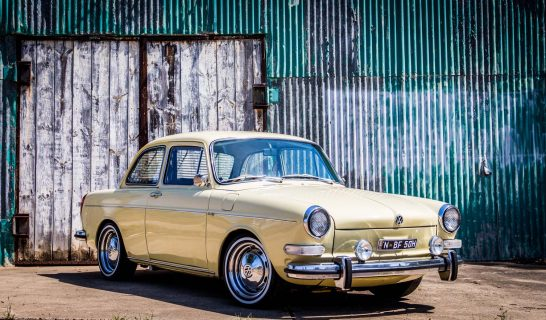 This Vw Type 3 Is A Car You Didn T Know You Wanted Petrolicious