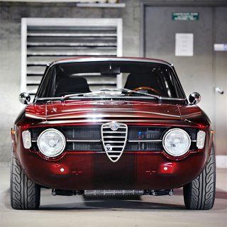 This Alfa Romeo GT 1300 Junior is for Life