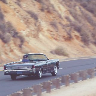 Driven by Design: Lincoln Continental