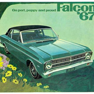 This Ford Falcon Campaign Tried Attracting Women