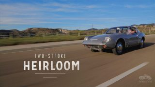 Saab Sonett: Two-Stroke Heirloom