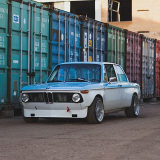 BMW 2002 Is A Dream Realized In The Pursuit Of Automotive Happiness