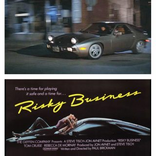 Drivers' Cinema: Risky Business (1983)