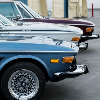 Driven by Design: BMW E9 3.0CS