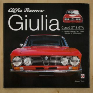Book Review: Alfa Romeo Giulia