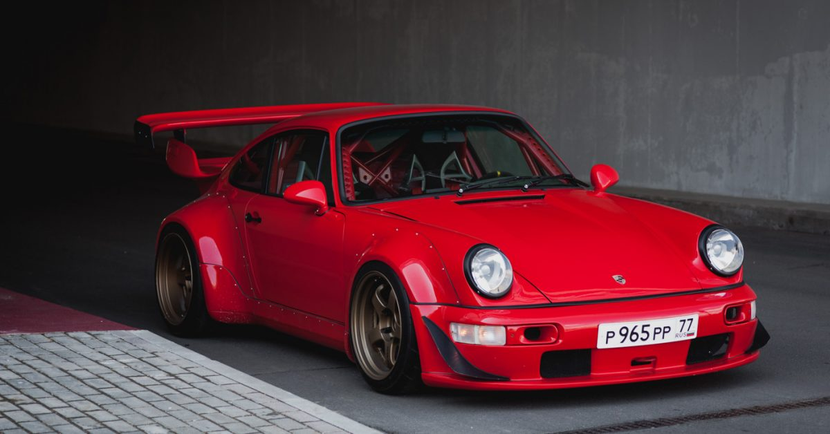 This Rauh Welt Begriff Porsche Is A Masterpiece Of Madness