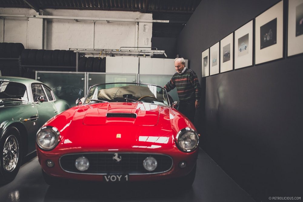 This Garage Aids Londoners Who Seek the Beauty of Classic Cars ...