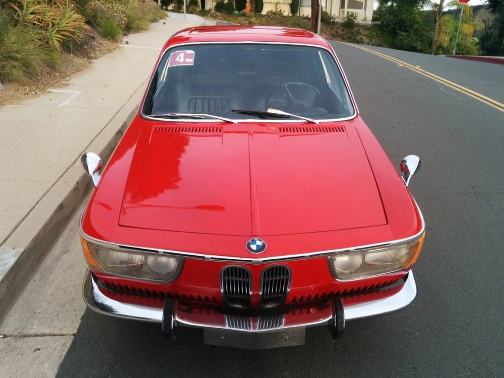 Rust-free Classic BMW For Sale • Petrolicious