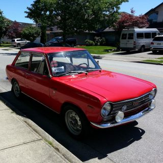 This Classic Datsun Found Its Owner