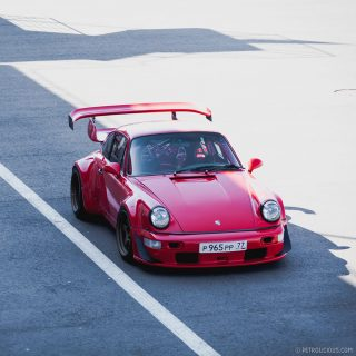This Rauh-Welt Begriff Porsche is a Masterpiece of Madness
