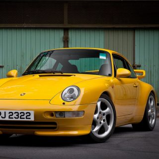 He Found his Dad's Porsche 993, Sold Years Earlier, Online