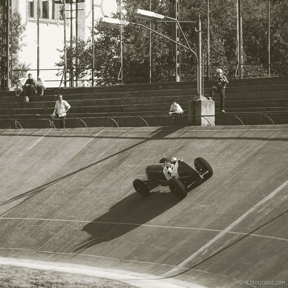 This Forgotten Classic-Filled Track Sits in the Middle of Budapest
