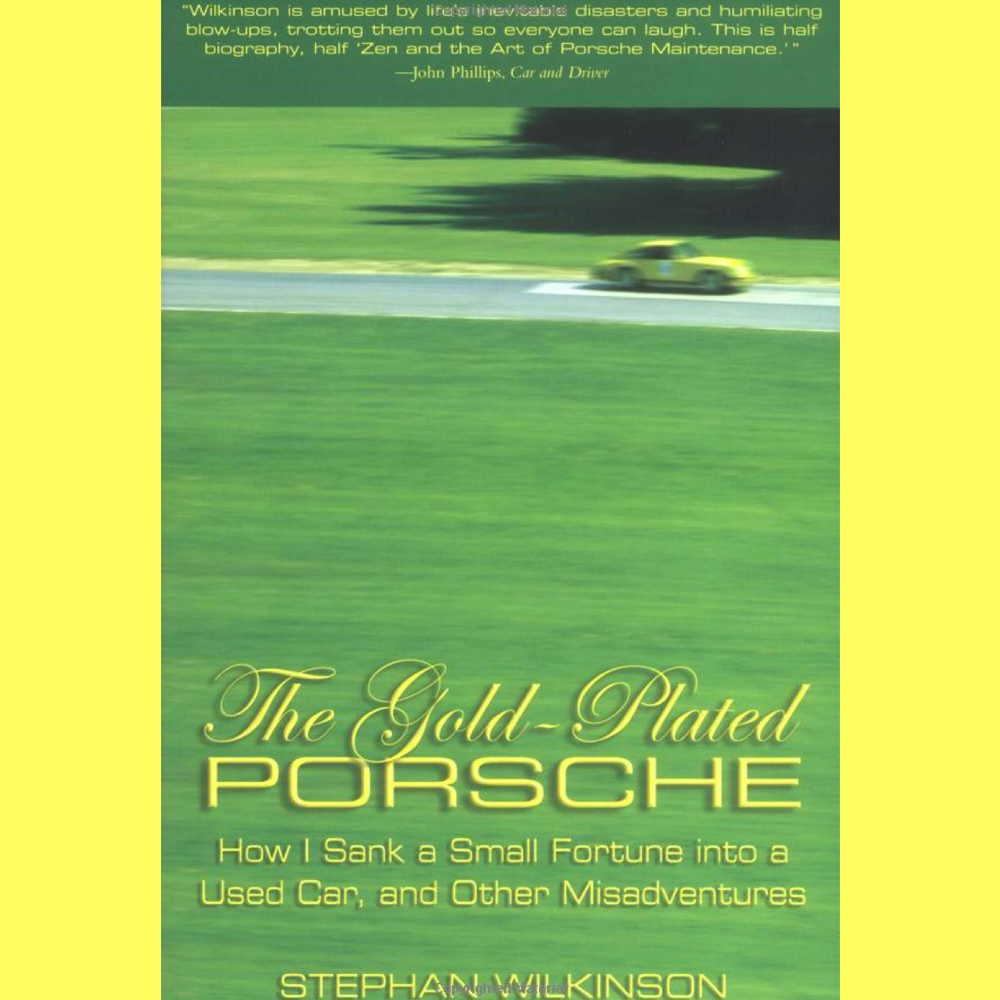 Book Review: The Gold-Plated Porsche