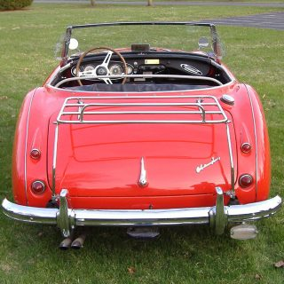 Buy This Austin-Healey and Bring Along Three Friends