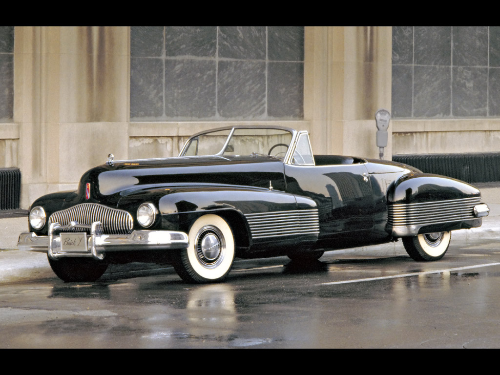 The Designers Story Harley Earl Petrolicious 51 Buick Lesabre Concept 6