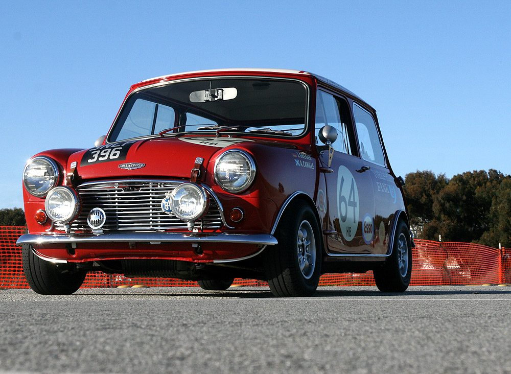 Austin Mini Rally Car Finds New Life as Daily Driver • Petrolicious