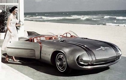 Harley earl concept cars